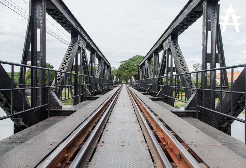 Bridge over the River Kwai - Kanchanaburi