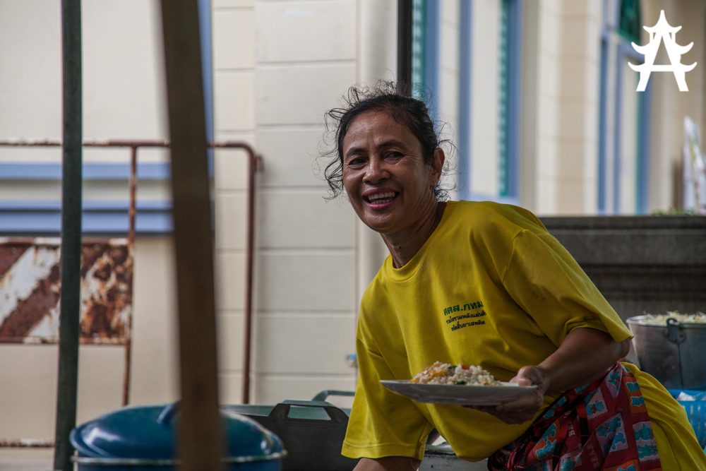 Thailands people are always smiling