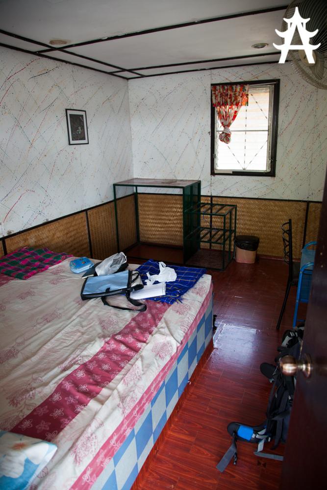 Jolly Frog Kanchanaburi - My room
