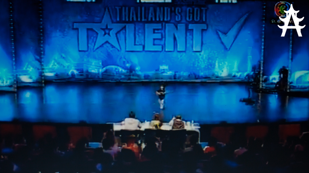Thailands got talent - just as stupid as anywhere else