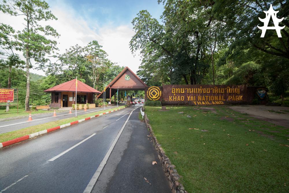 The Khao Yai National Park