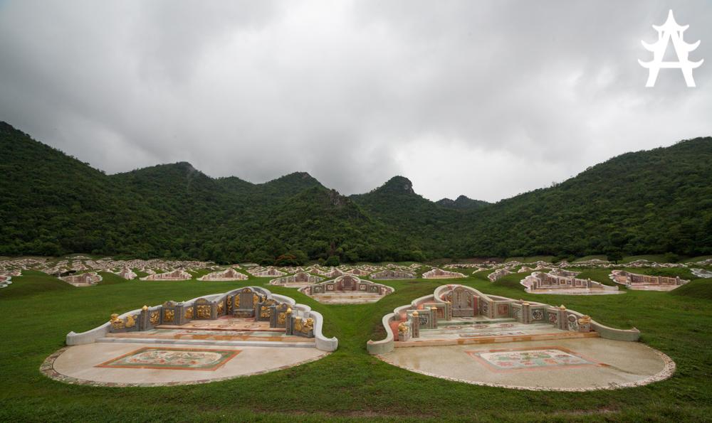 Chinese Graveyard