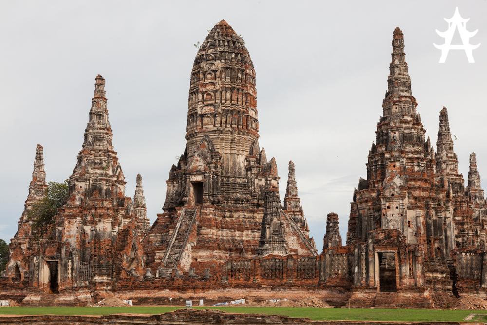 Exploring Ayutthaya by bike  Crazy Ivory