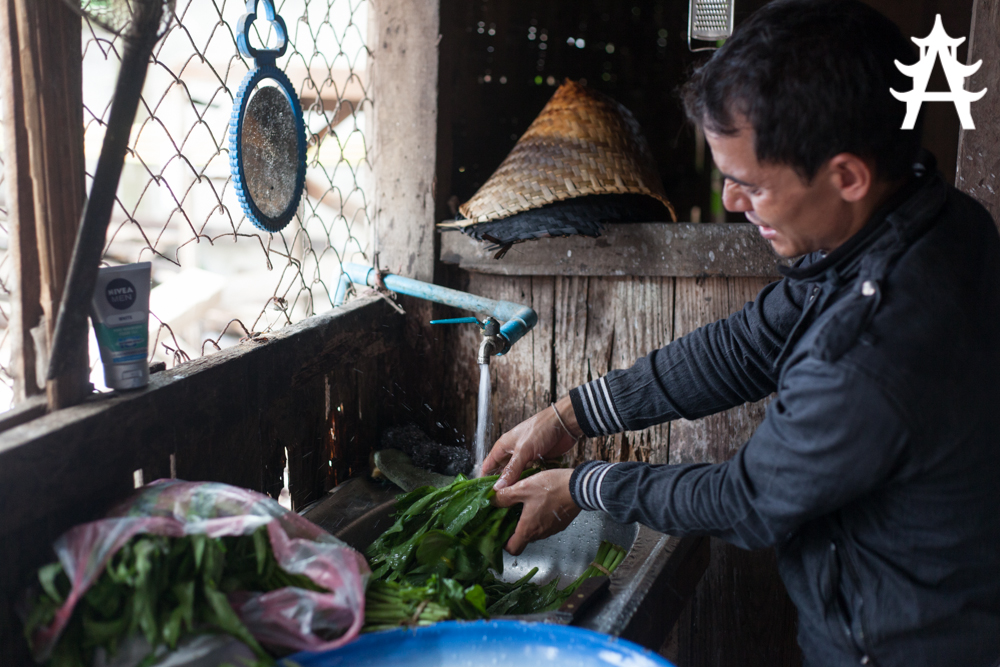 Cooking Lao Style