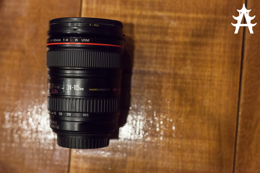 My lens after its been fixedl