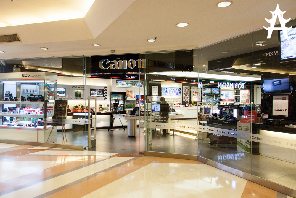 Canon Concept Store Central Airport Plaza Chiang Mai