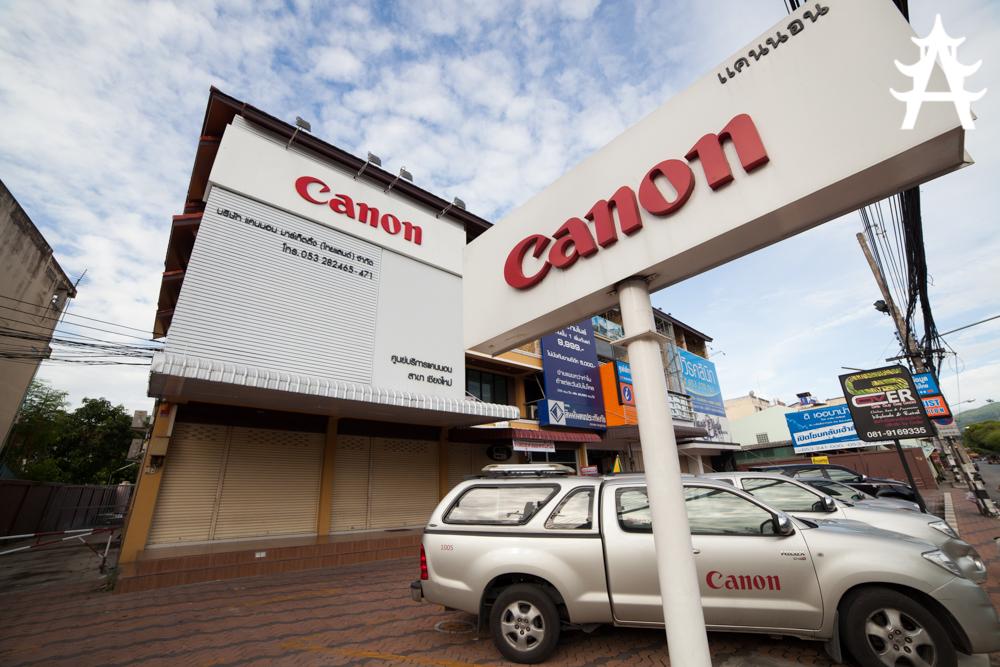 Canon Service Center Chiang Mai