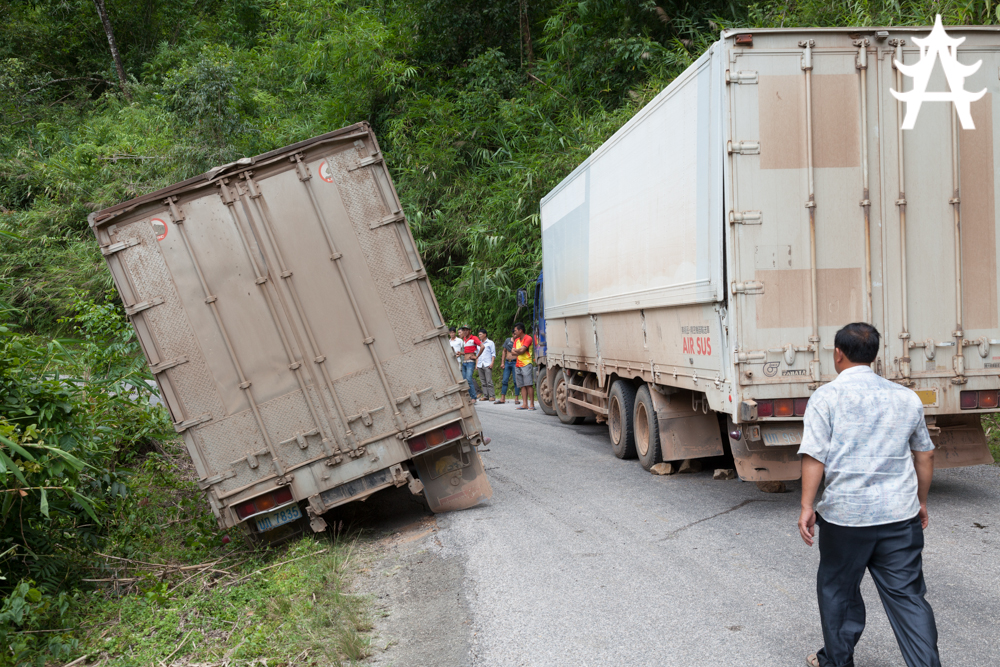 Broken Trucks