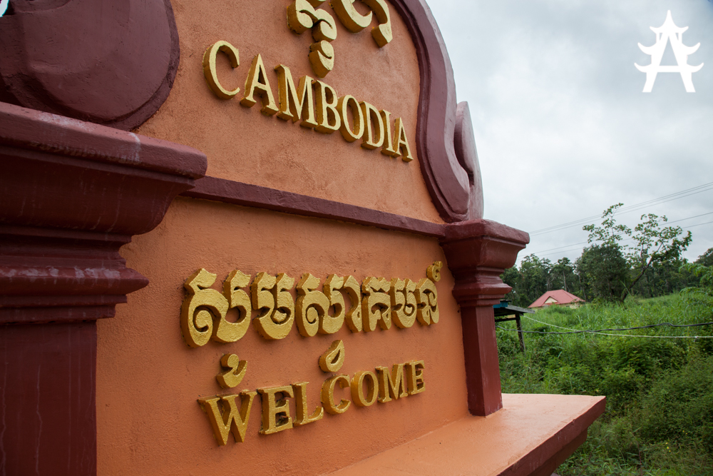 From Laos to Cambodia