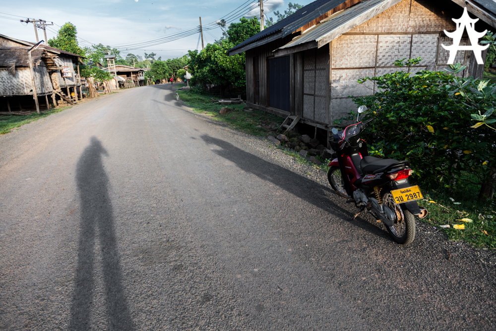 The Bolaven Plateau Loop by Motorbike