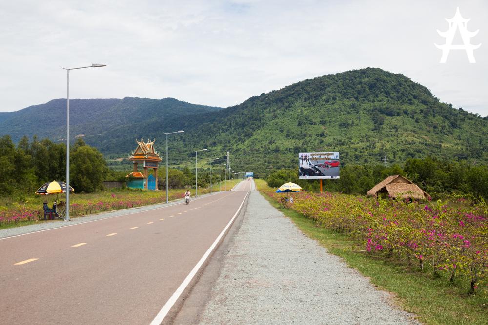 Kampot and Bokor