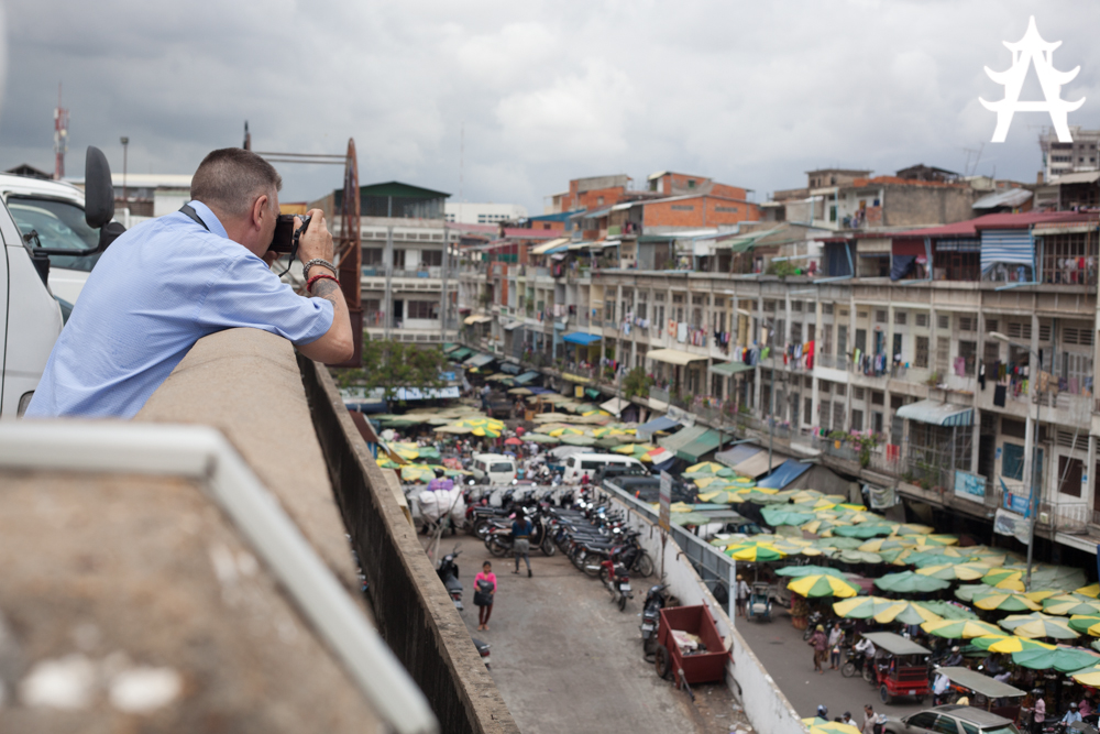 Pnomh Penh Market