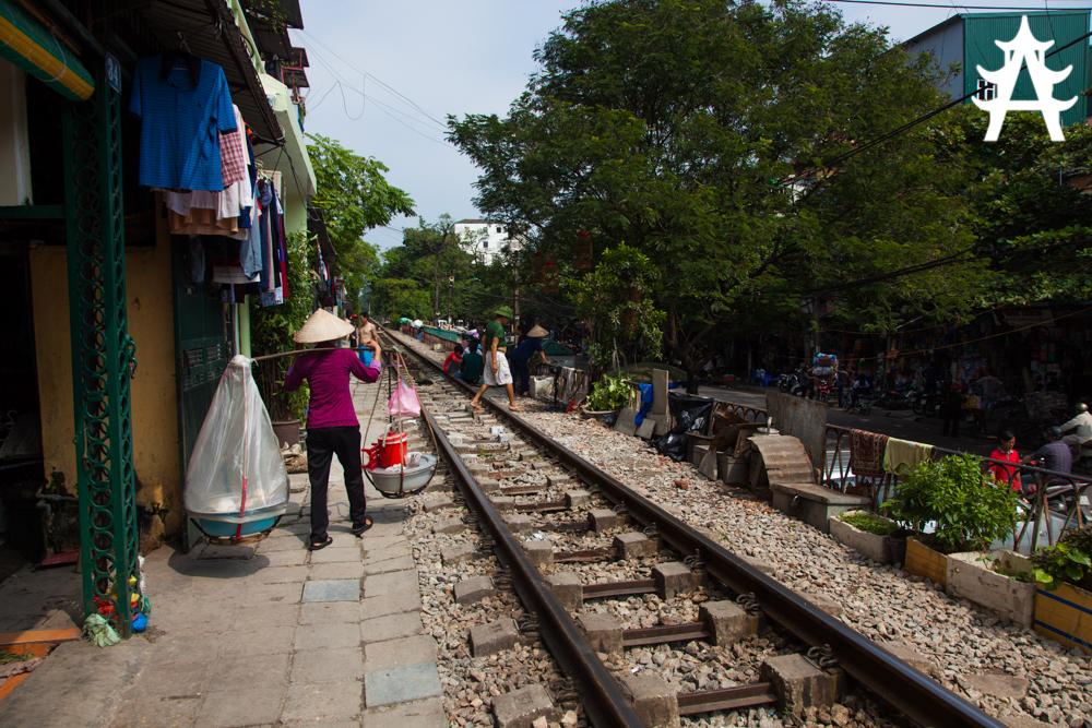 Hanoi to Sapa by overnight train