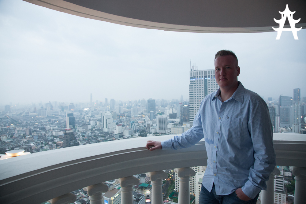Lebua Tower Bangkok
