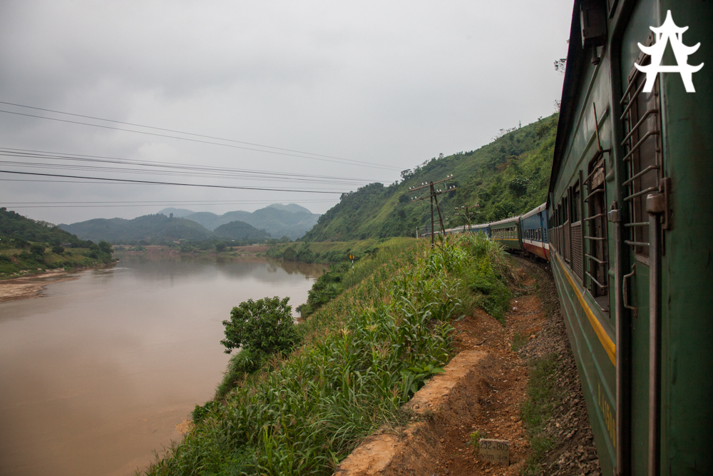 Hanoi to Sapa by overnight train
