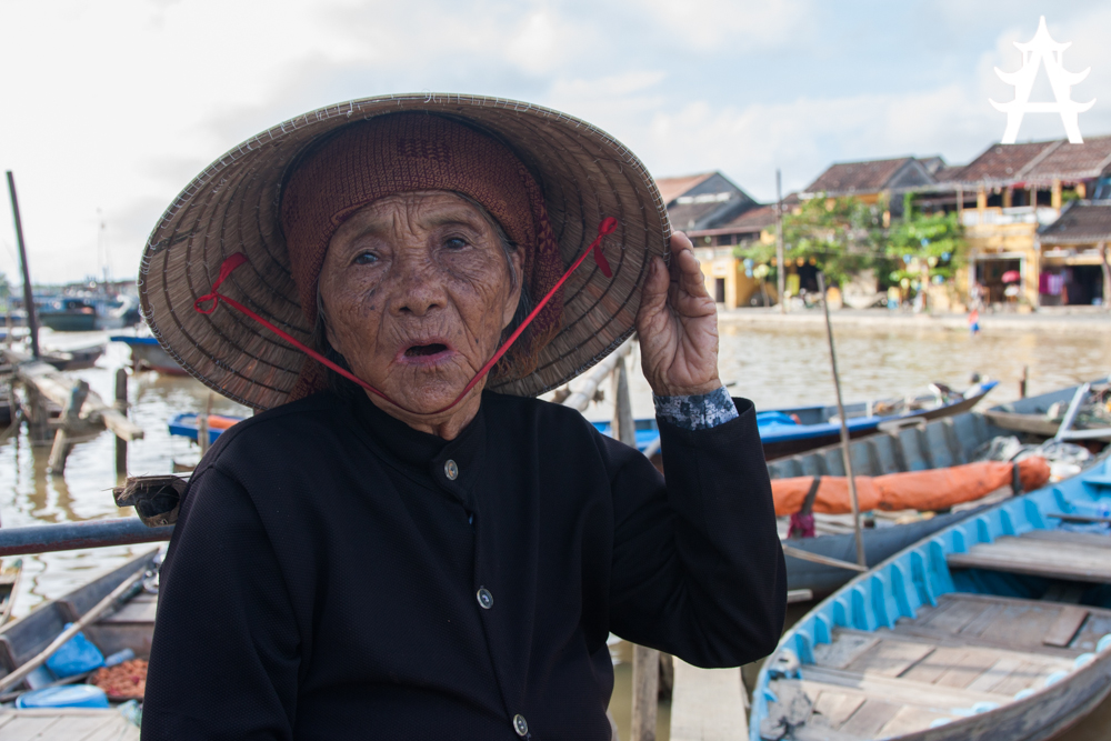 First impressions of Hoi An