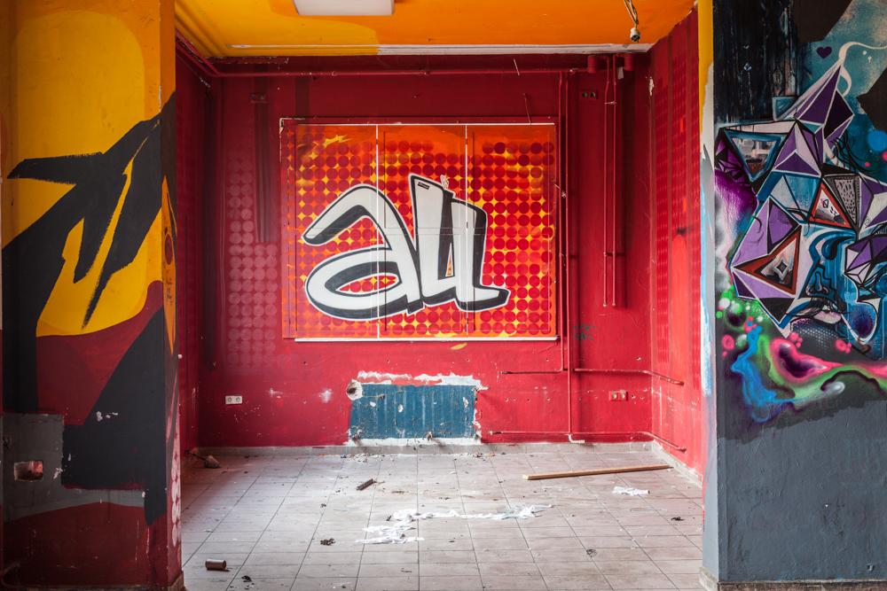 Abandoned Jugendklub