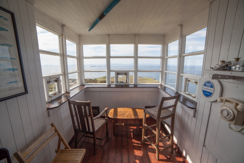 The Lookout - Bothy on Isle of Skye
